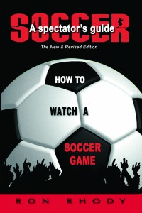 Soccer book for moms and dads and relatives